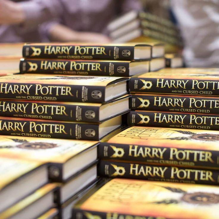 « Harry Potter et l'Enfant maudit » : le filon magique ♡♡♡♡♡