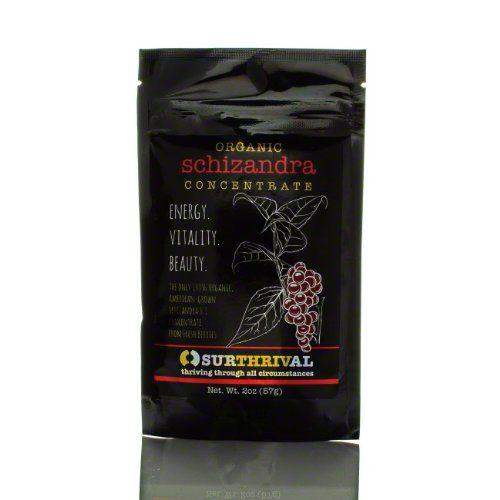 Surthrival Schizandra Berry Concentrate, 2 oz Surthrival http://www.amazon.com/dp/B00EIOHDYA/ref=cm_sw_r_pi_dp_a9Ysvb178VTDP
