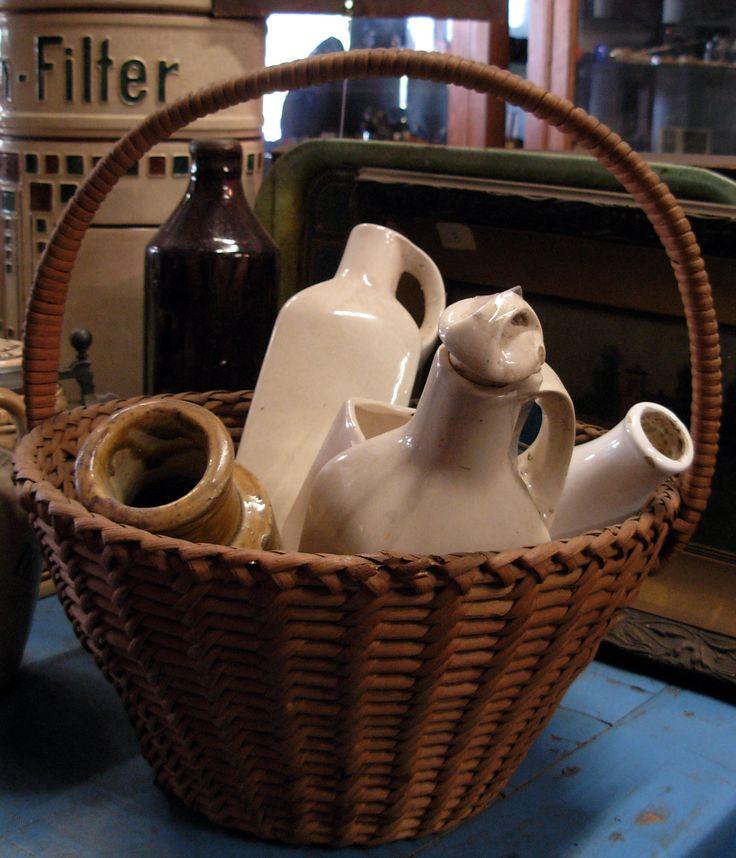 Porcelana, Antigüedades Carroza