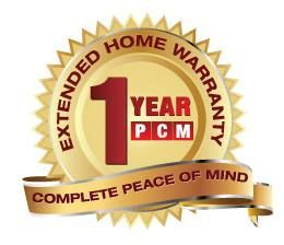 The PCM Home Warranty covers re-sale homes for one year after the purchase of the home - any resale home regardless of who built it. For complete details, please contact: CARLOS JARDINO | TEL: 416 414 6577 | EMAIL: carlos@pcmnow.com