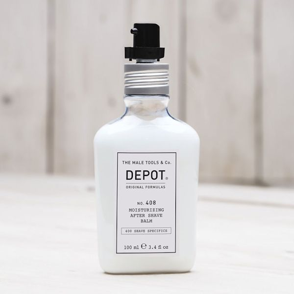 Depot 408 Moisturizing after shave balm 100ml