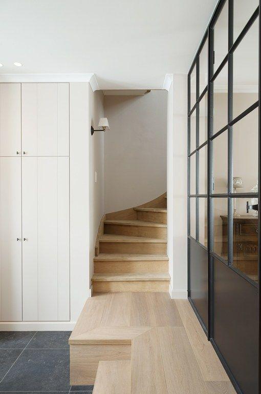 Renovatie van het gelijkvoers in de landelijke stijl - Portfolio - Expro - Interieurarchitect Josfien Maes