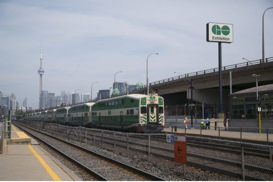 Commentary: Retail & Restaurants at GO Stations