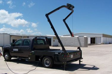ezy-lift impac 4000 pound lifting capacity