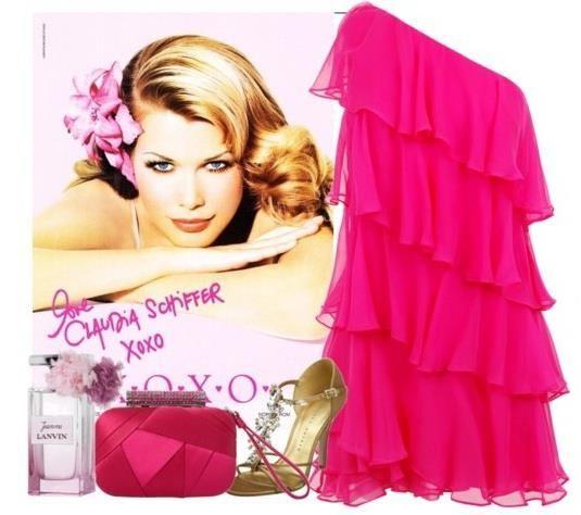 Как сшить летнее короткое платье с оборками