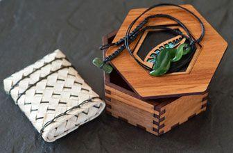 Fern Leaf Box