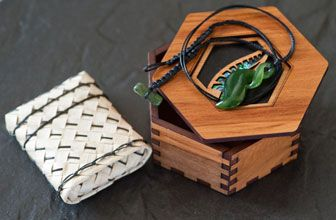 Fern Leaf Box