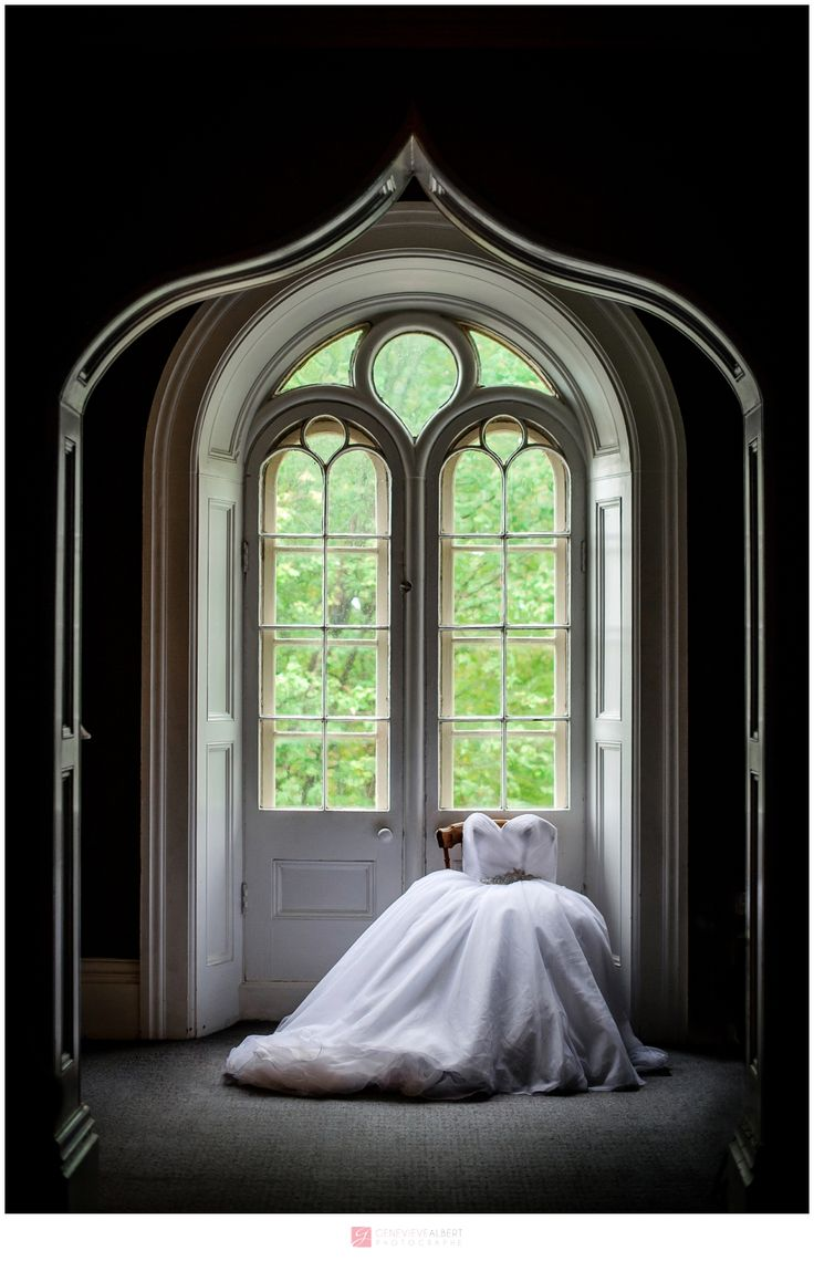 Mariage / Wedding – Strathmere, Ottawa – Heater and Benjamin By Genevieve Albert Photographer