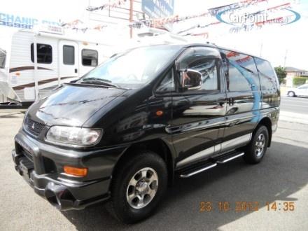 2003 Mitsubishi Delica - Fawkner $12,999