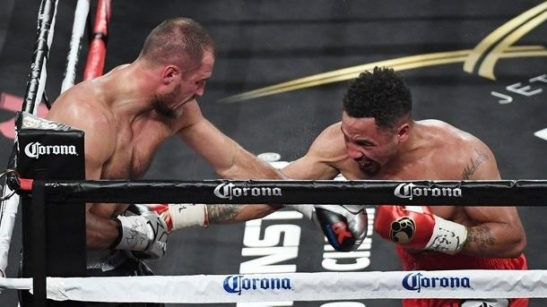 Sergey Kovalyov has given a protest on fight with Ward, hoping for a revenge
