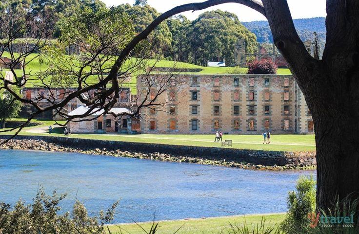 Visit the Port Arthur Historic Site in Tasmania, Australia