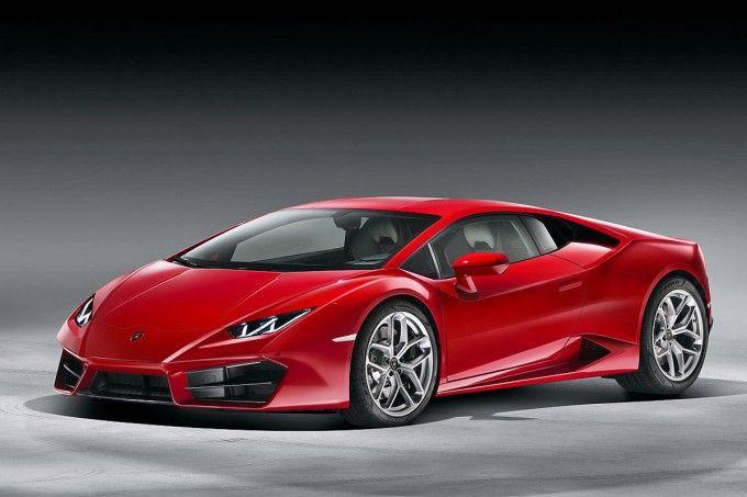 Lamborghini Huracan LP 580-2 : arrière toute ! - Autonews.fr