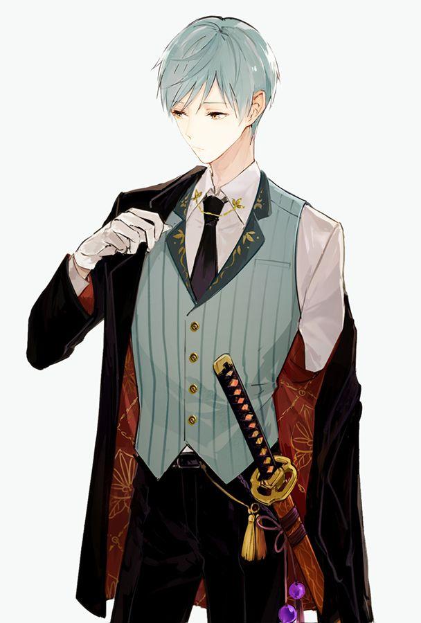 スーツ Touken Ranbu