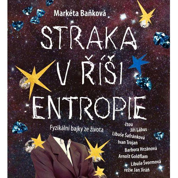 iTunes Cover Studio.cz: Markéta Baňková: Straka v říši entropie (1 CD) (úč...