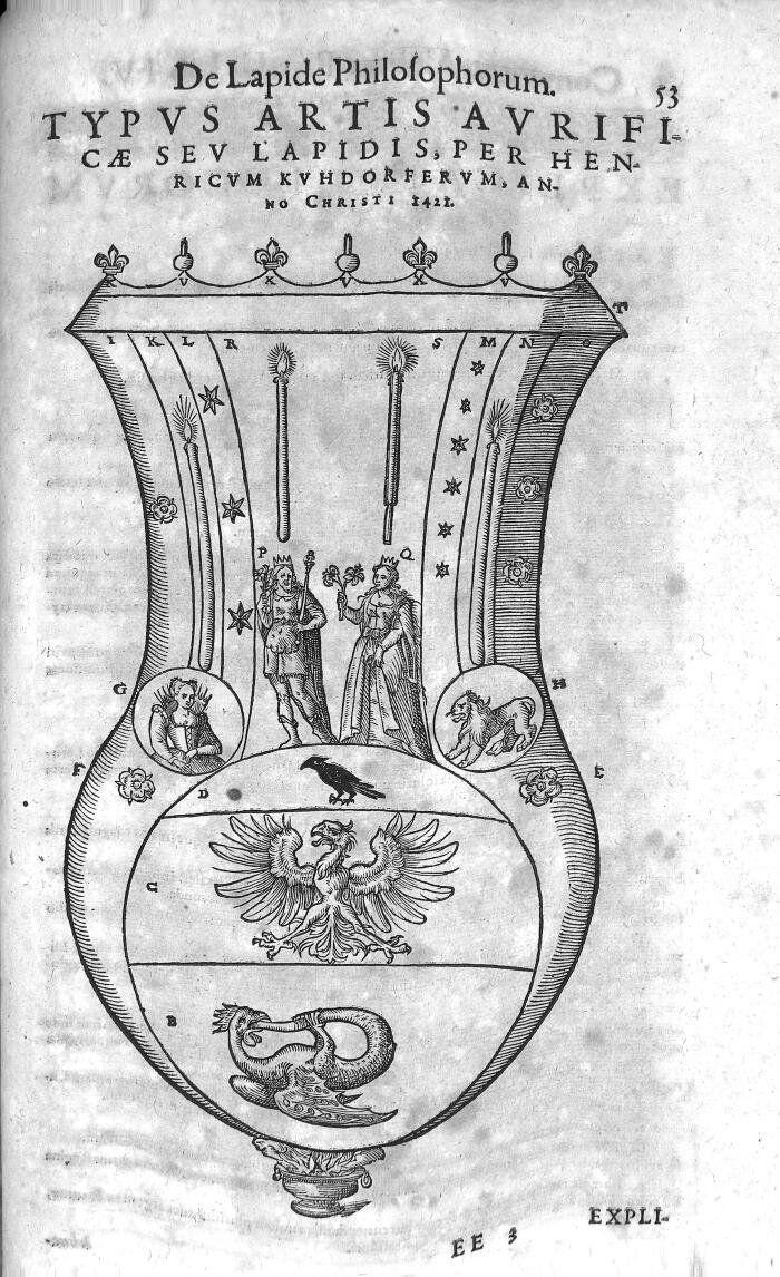 Tractatus quartus De Lapide Philosophorum