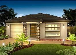 Afbeeldingsresultaat voor brick single story house facades