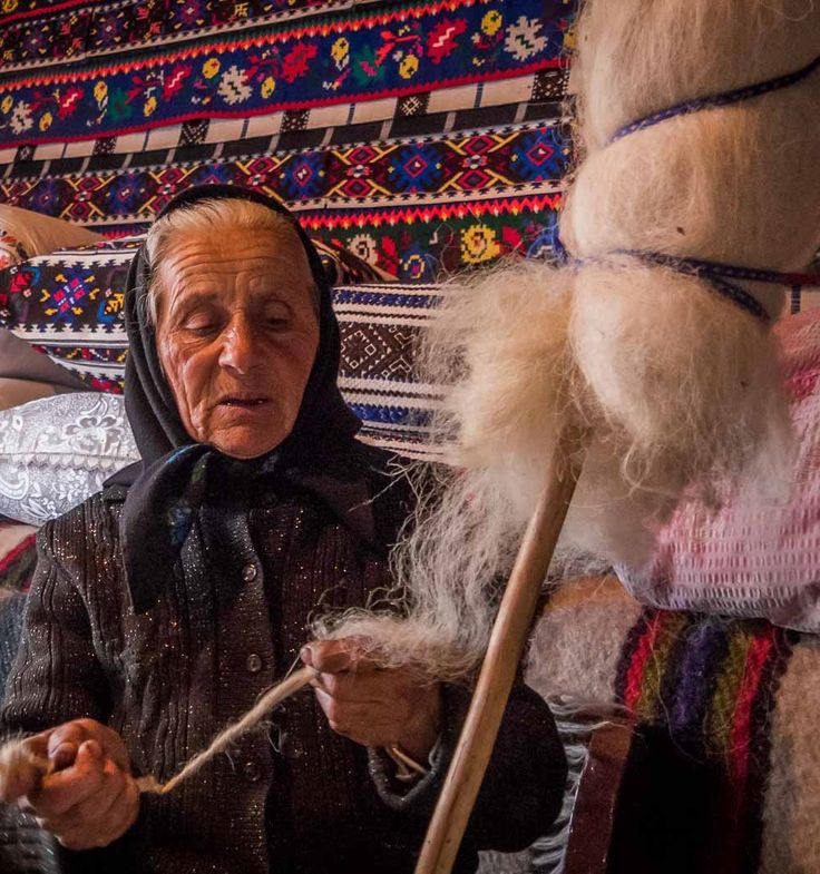 In Romania people still keep their centuries-old traditions.