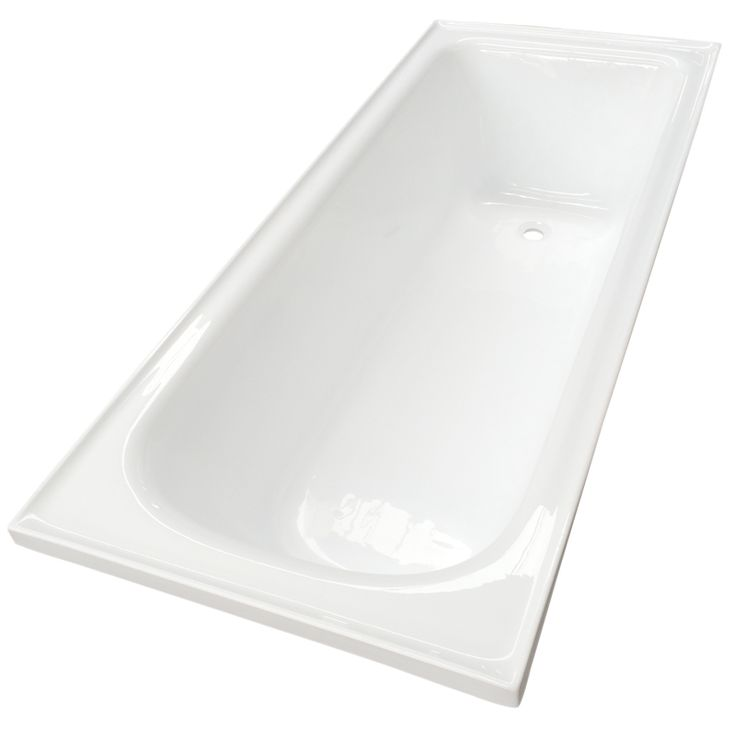 Estilo 1500 x 700 x 420mm White Acrylic Bath Tub at Bunnings Warehouse. Visit your local store for the widest range of bathroom & plumbing products.