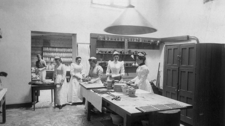 When you put a librarian and a historian in the kitchen with a centuries' old cookbook, you get a lot more than recipes. You also get a sense of how much the way we eat has changed — from how we define dessert to the size of our eggs.