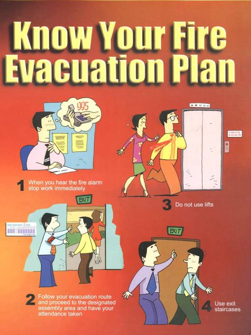 17 best ideas about Emergency Evacuation Plan on Pinterest   File ...