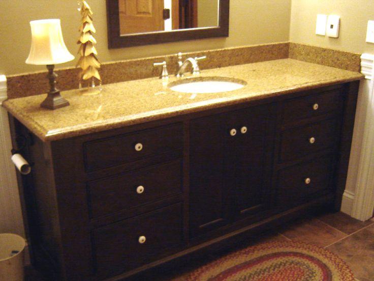 Cool Bathroom Countertops best 25+ diy bathroom countertops ideas only on pinterest
