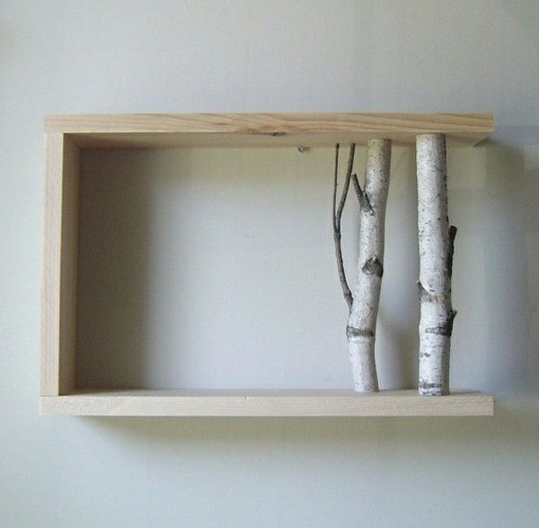Birch décoration étagères Wohnidee