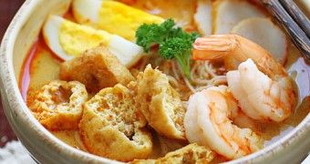 Classic Healthy Choice Laksa Ideas