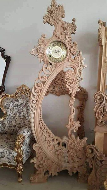 Woodcarving  --- Oh my word!