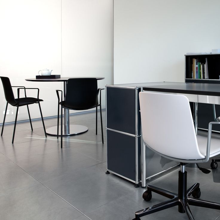Lottus seating collection designed by Lievore Altherr Molina for Enea | Office design, decor, interior design, designer furniture, task, conference, castor, armchair