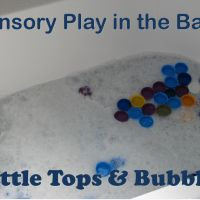 Bottle Tops & Bubbles