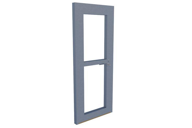 Vårt isolerade dörrsystem har ett profildjup på 74 mm och är uppbyggt med glasfiberarmerade polyamidlister på 30 mm. Karmprofilen utföres med fast alternativt utbytbart anslag. Yttre glasningslist är integrerad i profilen. Dörrbladsprofiler finns för alla typer av lås. Dörrarna kan enkelt anslutas till våra fasadsystem 4150, 5050 SG samt glaspartier 3074.