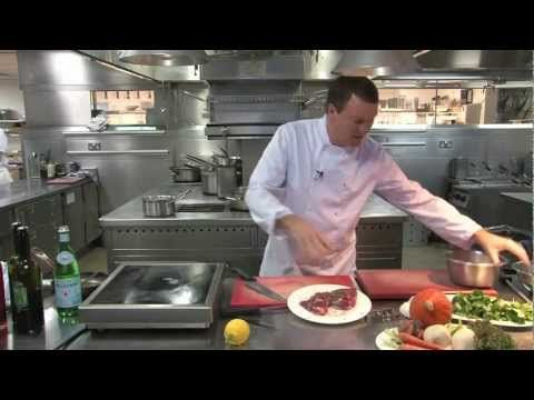 How to cook the perfect lamb rump with salsa verde | by Theo Randall