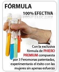 Phiero Premium: Colonia de feromonas