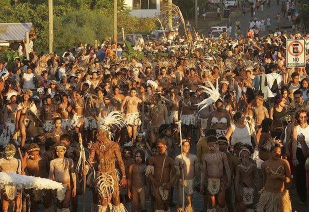 Tapati Rapa Nui