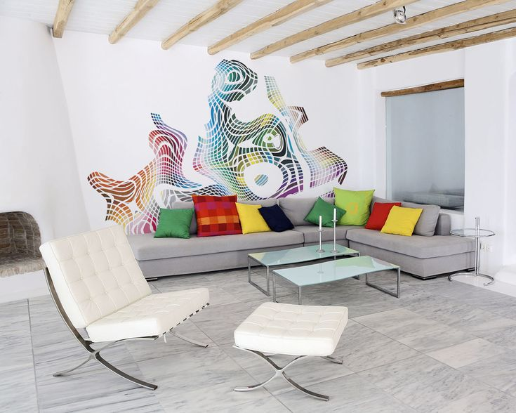 UniqueWall: Orionflame - customizable artwork wallpaper   Ch'Art Design
