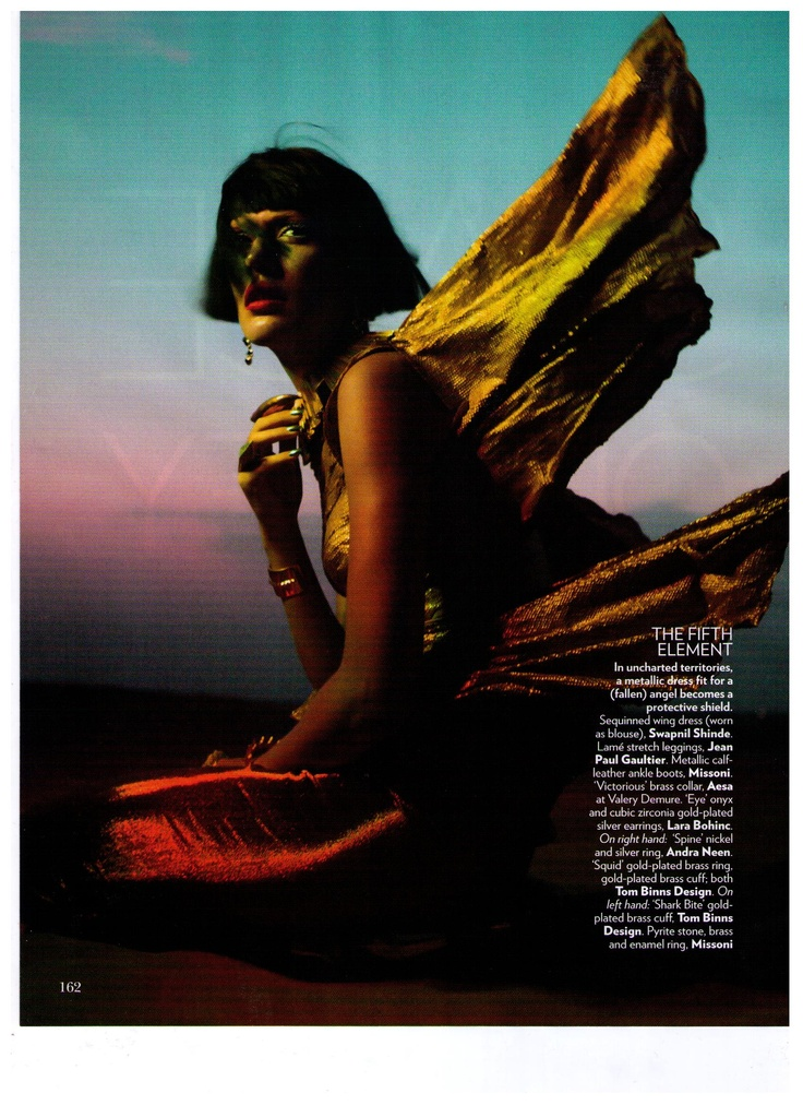 Vogue India January 2013