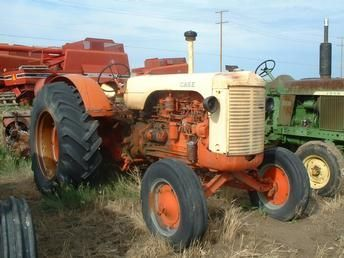 old case tractors for sale | this tractor in Saskatchewan but unfortunately it was not for sale ...