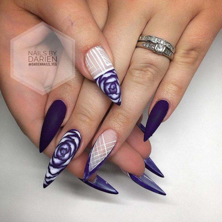Stiletto Nails 2 die höchste Kraft! – DIY Nagel – Nägel-schminke-pflege
