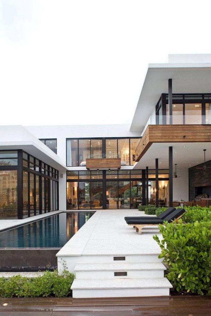 96+ Amazing Latest Modern House Designs Architecture Home Decor