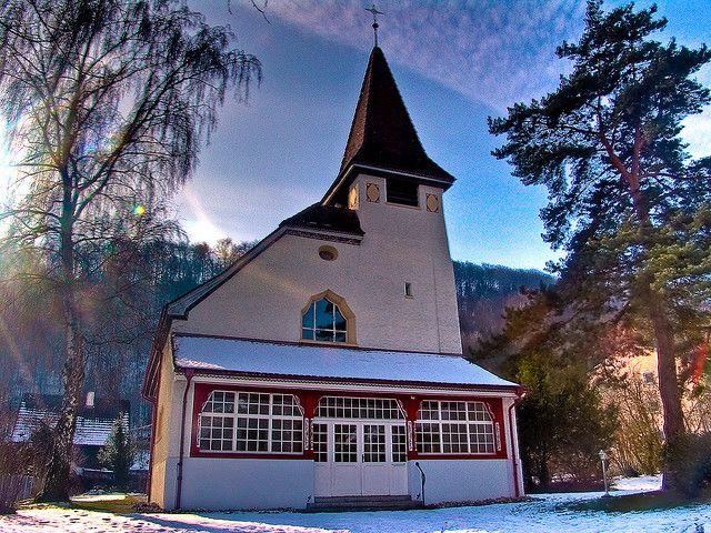 Kreuzkirche Trimbach Kanton Solothurn / Switzerland | Flickr - Photo Sharing!