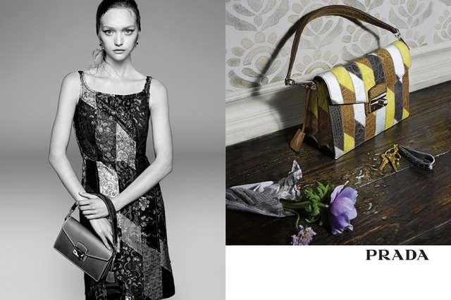 プラダ 15SS広告キャンペーン - ファッションヘッドライン 提供