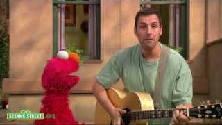 Sesame Street: A Song About Elmo, via YouTube.