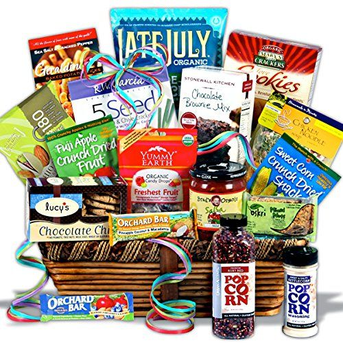 {Quick and Easy Gift Ideas from the USA}  Gluten Free Gift Basket Premium http://welikedthis.com/gluten-free-gift-basket-premium #gifts #giftideas #welikedthisusa