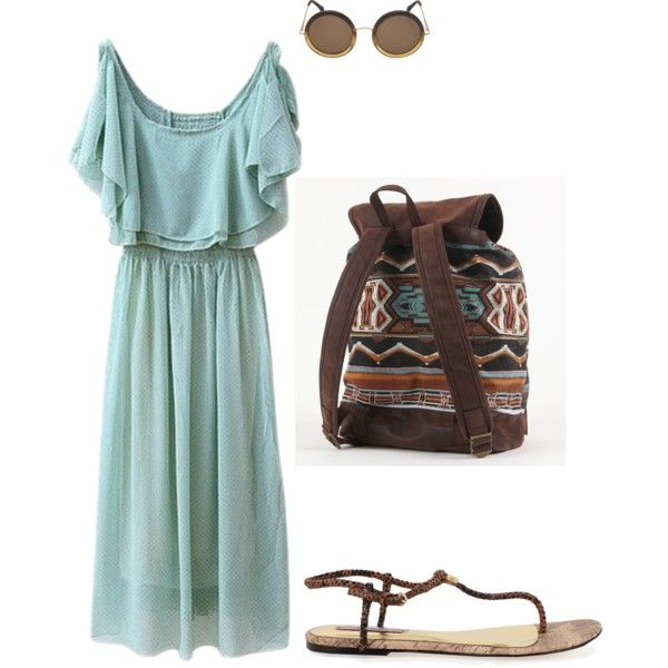 """""""That 70s Outfit"""" by annarere on Polyvore"""