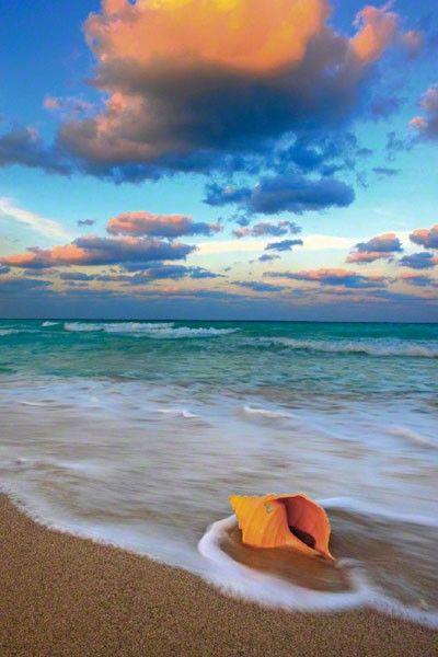 South Beach, Miami by Peter Lik