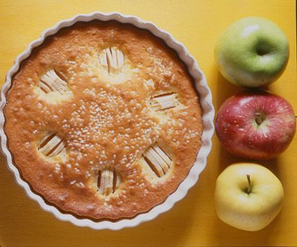 torta leggera mele bimby