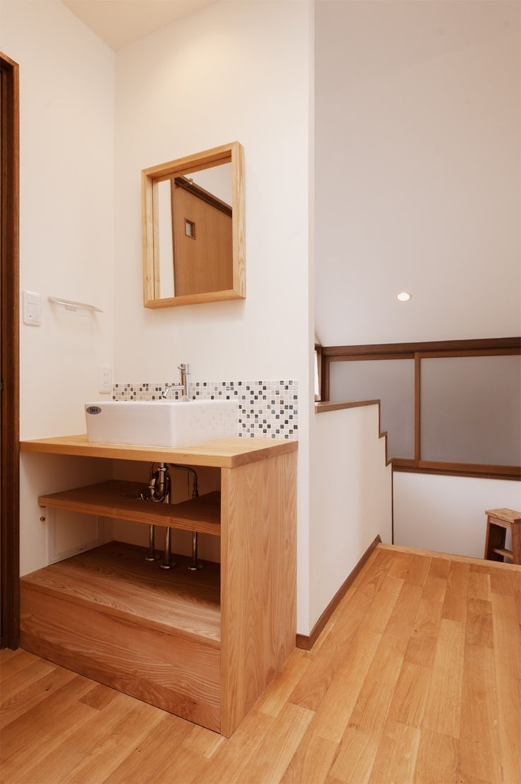 リフォーム・リノベーションの事例 洗面台 施工事例No.344二世帯リノベ! スタイル工房