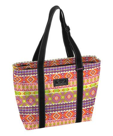 Scout By Bungalow Geometric Cooler Tote Scouts
