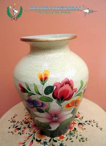 17 best images about decoupage varios on pinterest for Decoracion de jarrones