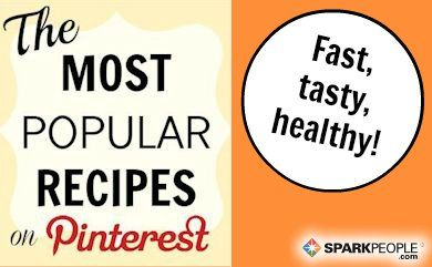 The Top 20 SparkRecipes on Pinterest
